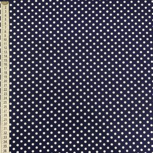 Bolinha Confete Azul Marinho - 23,50m-min